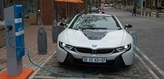bmw cars south africa bmw installs south africa s charging station for