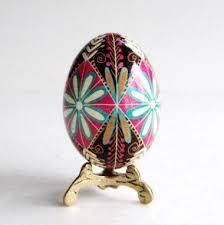 ukrainian easter eggs pysanka egg in black and pink ukrainian easter eggs painted