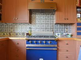 kitchen metal backsplash black tin backsplash rustic kitchen to clearly sarah greenman