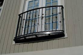 white wrought iron porch railing home design ideas
