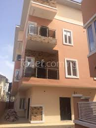5 bedroom flat apartment for rent lekki lagos pid j7770