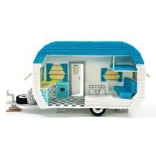 mary maxim retro car and camper plastic canvas kits
