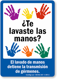 printable poster for hand washing spanish wash hands hygiene sign free pdf sku s 4871 s