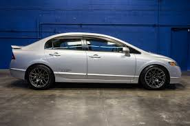 09 honda civic rims 2009 honda civic si fwd northwest motorsport