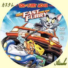 tom and jerry the fast and the furry box art pinterest