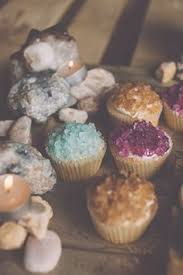 cake of the day geode candy cupcakes from u0027nerdy nummies u0027 nerdy