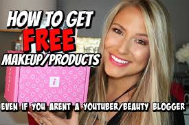 makeup schools in ta the secret to getting free makeup products even if you aren t a