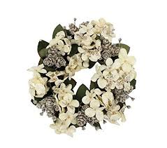 candle ring wreaths