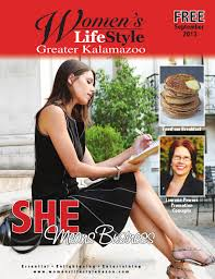 she means business september 2013 by women u0027s lifestyle kalamazoo