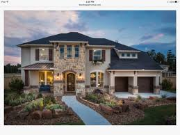 Pyramid Roofing Houston by Trendmaker Homes Flower Beds Pinterest Dream House Design