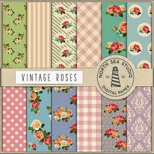 shabby chic wrapping paper best vintage flower sheets products on wanelo