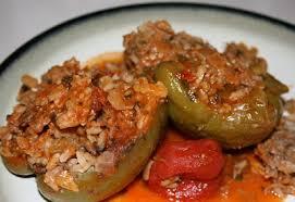 cuisine turc manger turc la cuisine turque poivrons farcis biber dolmasi