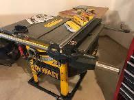 dewalt table saw dw746 dewalt table saw dw746 tools for sale shoppok