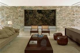 stone wall living room great 8 amazing stone wall living room