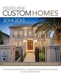 melbourne custom homes 2014 2015 by custom homes issuu