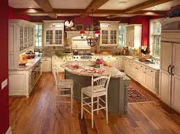 country decorating ideas for kitchens comfortable country kitchen