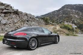 Porsche Panamera Diesel - tested porsche panamera diesel auto class magazine