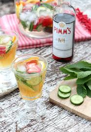 Summer Cocktail Party Recipes - pimm u0027s cocktail jug for your next outdoor party satori design