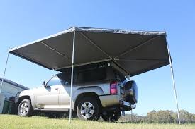 Wing Awning 4x4 Awning Review 4wd Awnings Instant Awning Sun Shade Side