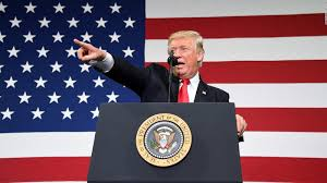 What Are The Two Flags In The Oval Office Trump Ends Daca But Gives Congress Window To Save It Cnnpolitics
