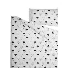Cot Bed Duvet Cover Boys Tobias U0026 The Bear Single Bedding Set Storm Boy U2013 This Modern Life
