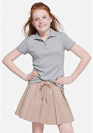 school 6th grade girl short skirt girls school uniforms polos skirts more justice