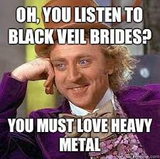 From Paris With Love Meme - new from paris with love meme black veil brides by