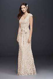 gold wedding dresses gold wedding dresses gowns david s bridal