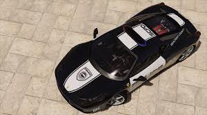 police ferrari ferrari 458 italia pursuit police autovista add on