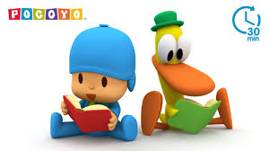 pocoyo u0027s stories book special 30 minutes
