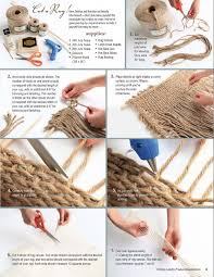 How To Make A Large Rug Jute Rug Part I Maybed Possible With I Cord Wolle Yarn