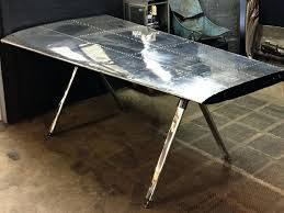 aircraft wing desk for sale airplane wing desk what is design and materials talentneeds com