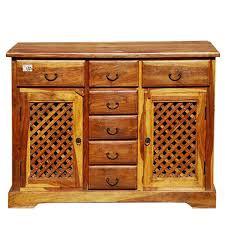 Solid Oak Buffet by Rustic Solid Wood Storage Chest Sideboard U0026 Buffet Cabinet