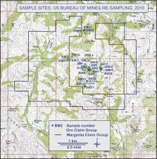 Tucson Arizona Map by Arizona Gold Mine Goodmark Capital Group Inc