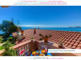 c101 villa admiral de giorgio seafront house x 6 2p equipped