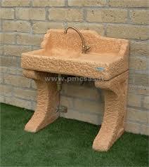 lavelli esterno lavandini da esterno pmc prefabbricati e arredo giardino