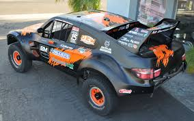 rally truck build behold the world u0027s coolest bmw x6 trophy truck edition