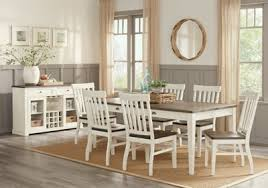 White Wooden Dining Table And Chairs Dining Room Sets Suites U0026 Furniture Collections