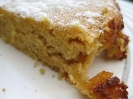 cuisine sans farine gâteau sans beurre sans huile sans farine amande compote de pomme