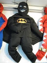 batman costume halloween halloween costumes for children thickened muscular batman costume