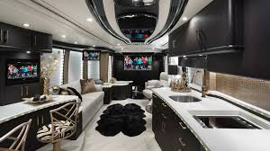 Camper Interiors The World U0027s Top Five Most Luxurious Campervan Interiors