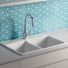 Kohler Brookfield Kitchen Sink Kohler Brookfield Kitchen Sinks At Faucet Depot