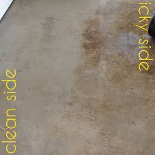 How To Clean Patio Slabs Without Pressure Washer I Should Be Mopping The Floor Diy Miracle Concrete Patio Cleaner