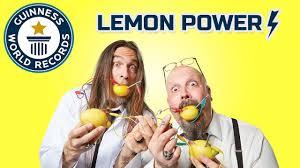 Challenge Science Lemon Battery Power Diy Challenge Science Stuff