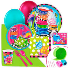 party goods tea party planning ideas supplies birthday party bridal