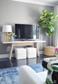 Summer Home Tour Tips For Simple Summer Living ZDesign At Home - Summer home furniture