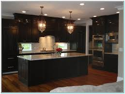 stains for kitchen cabinets staining kitchen cabinets darker youtube thedailygraff com