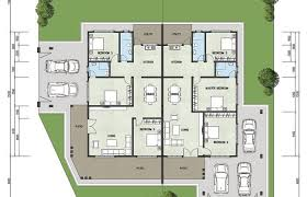 single storey semi detached house floor plan semi detached single storey house plan floorplan toddy delightful