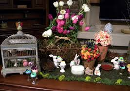 Easter Restaurant Decorations by Easter Ideas U2014 Les Petites Gourmettes