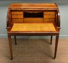 Victorian Secretary Desk by Antique Cylinder Desk Antiques World